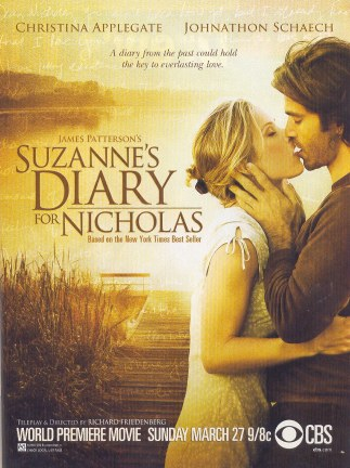Suzanne's Diary for Nicholas James Patterson movie